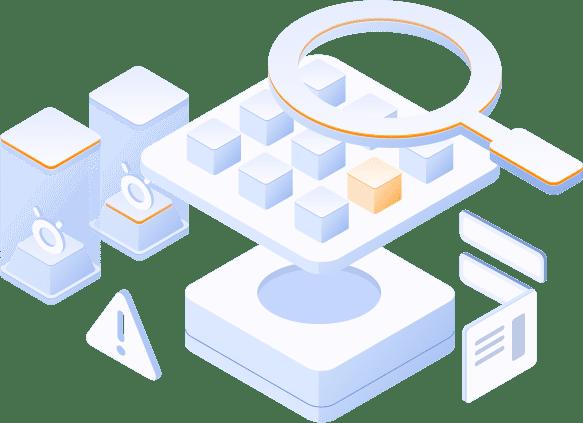 智慧城市可视化-城市管理智能化支持实时态势监控