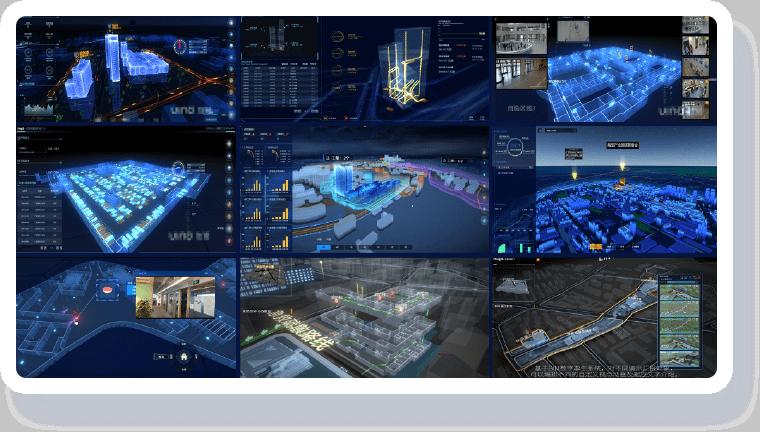 能源智慧园区解决方案-智慧园区体系化应用场景
