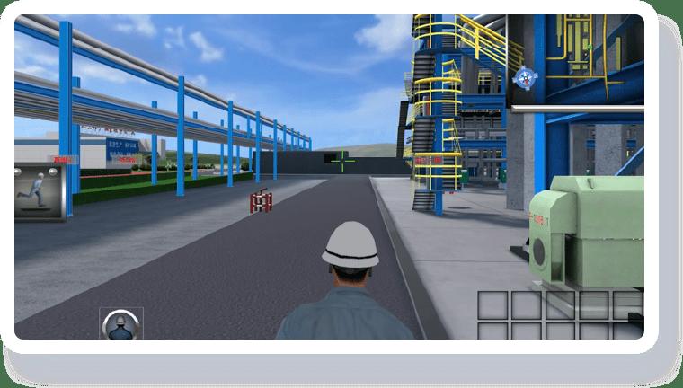 智慧工厂解决方案-演示可视化
