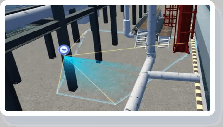智慧加油站解决方案-监控可视化