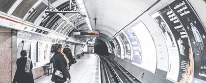 智慧交通可视化解决方案-智慧地铁可视化解决方案