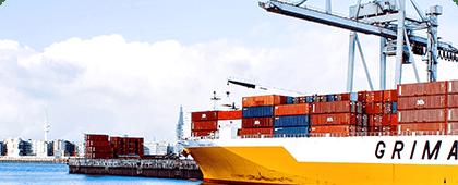 智慧交通可视化解决方案-智慧港口可视化解决方案